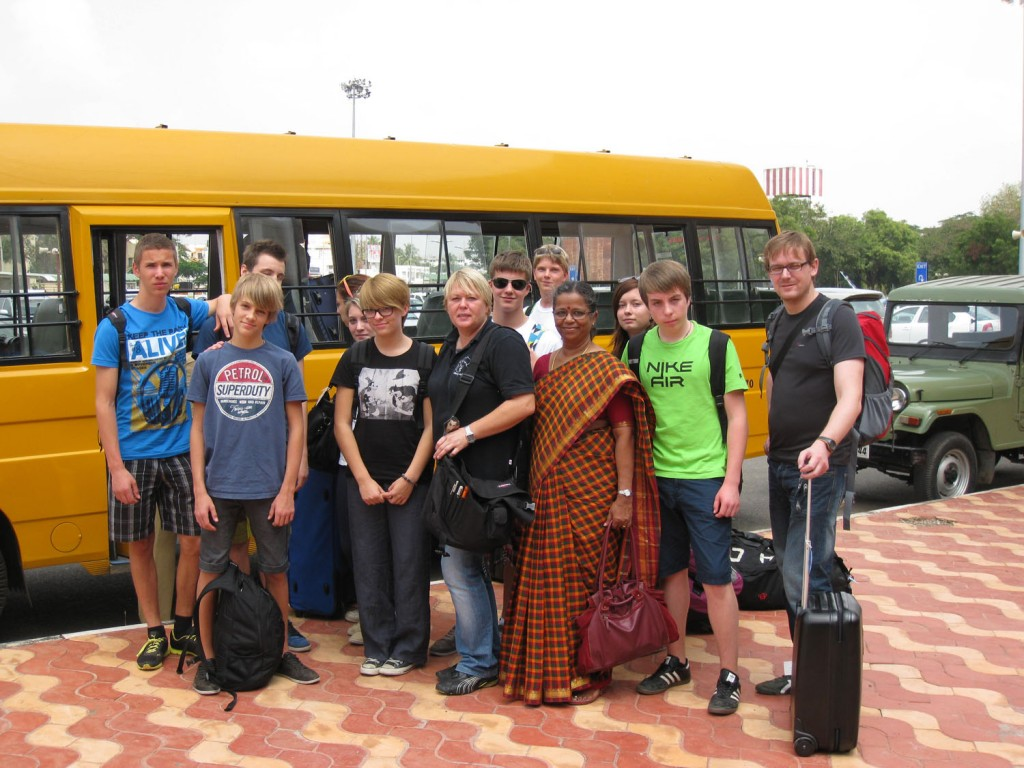 blog 4 arriving at coimbatore 17.10.2011 klein